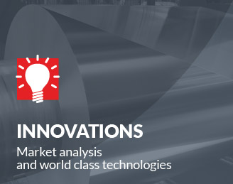 Innovations Market analysis and world class technologies